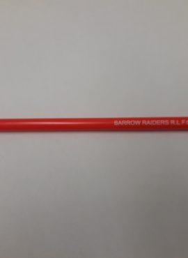 Barrow RLFC – Pencil