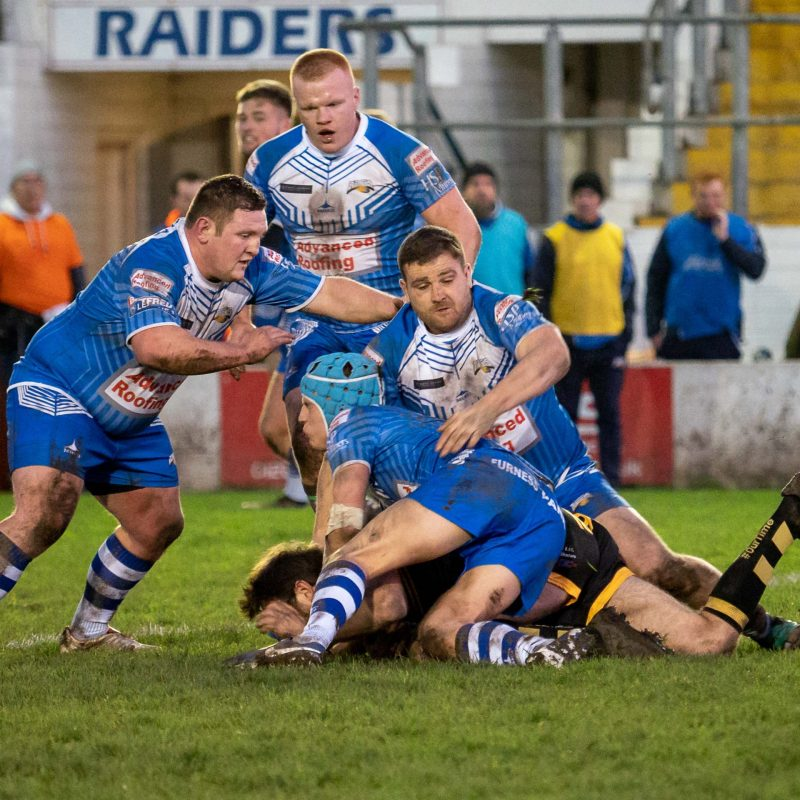 Barrow Raiders v N Wales Crusaders (PSF)-149